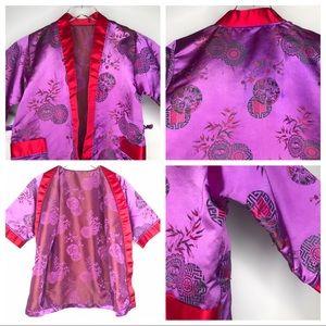 Other - Asian Kimono Kids Robe A160423